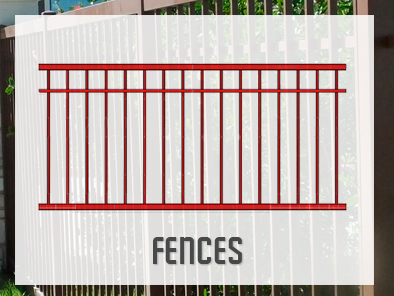 Custom Steel Fences Fabrication For Installers